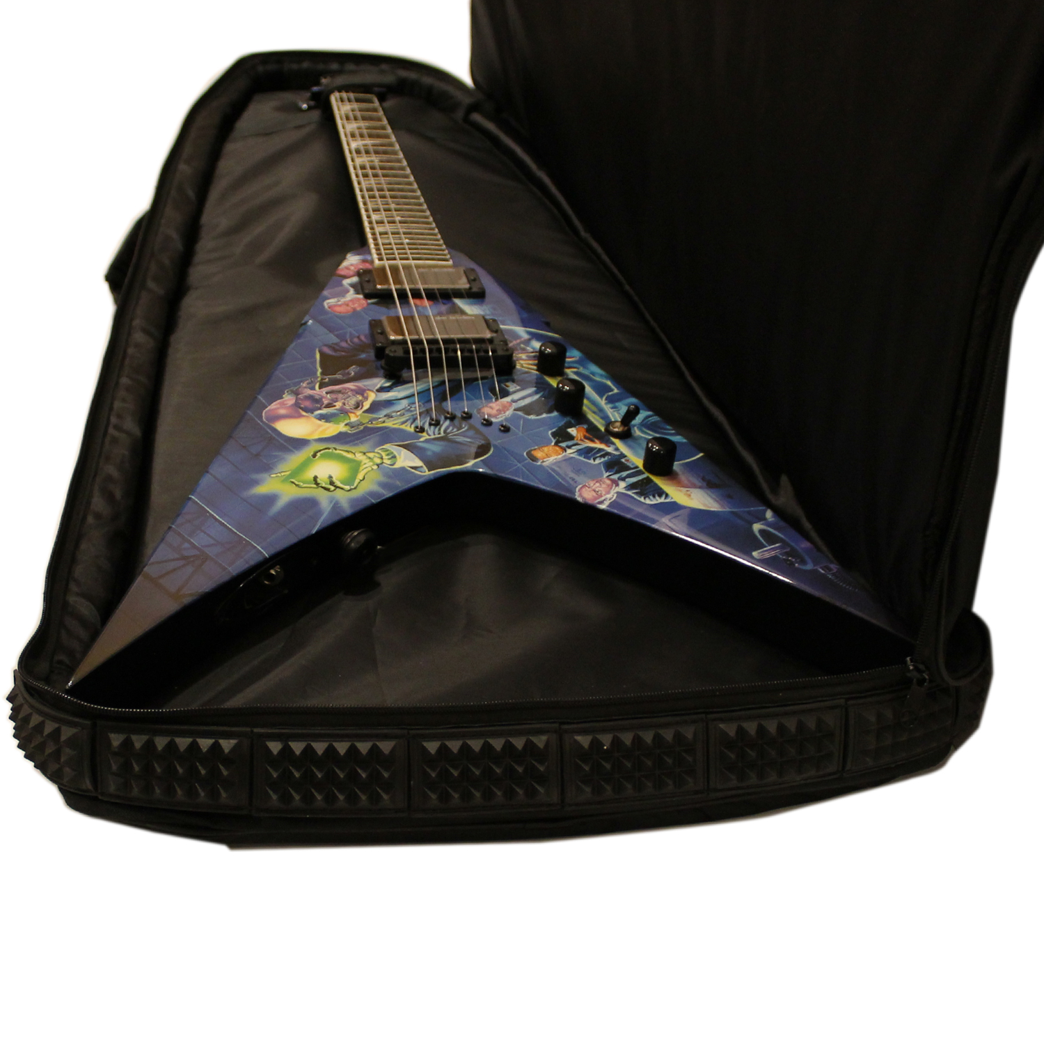 Extreme Shape Guitar Padded Gig Bag