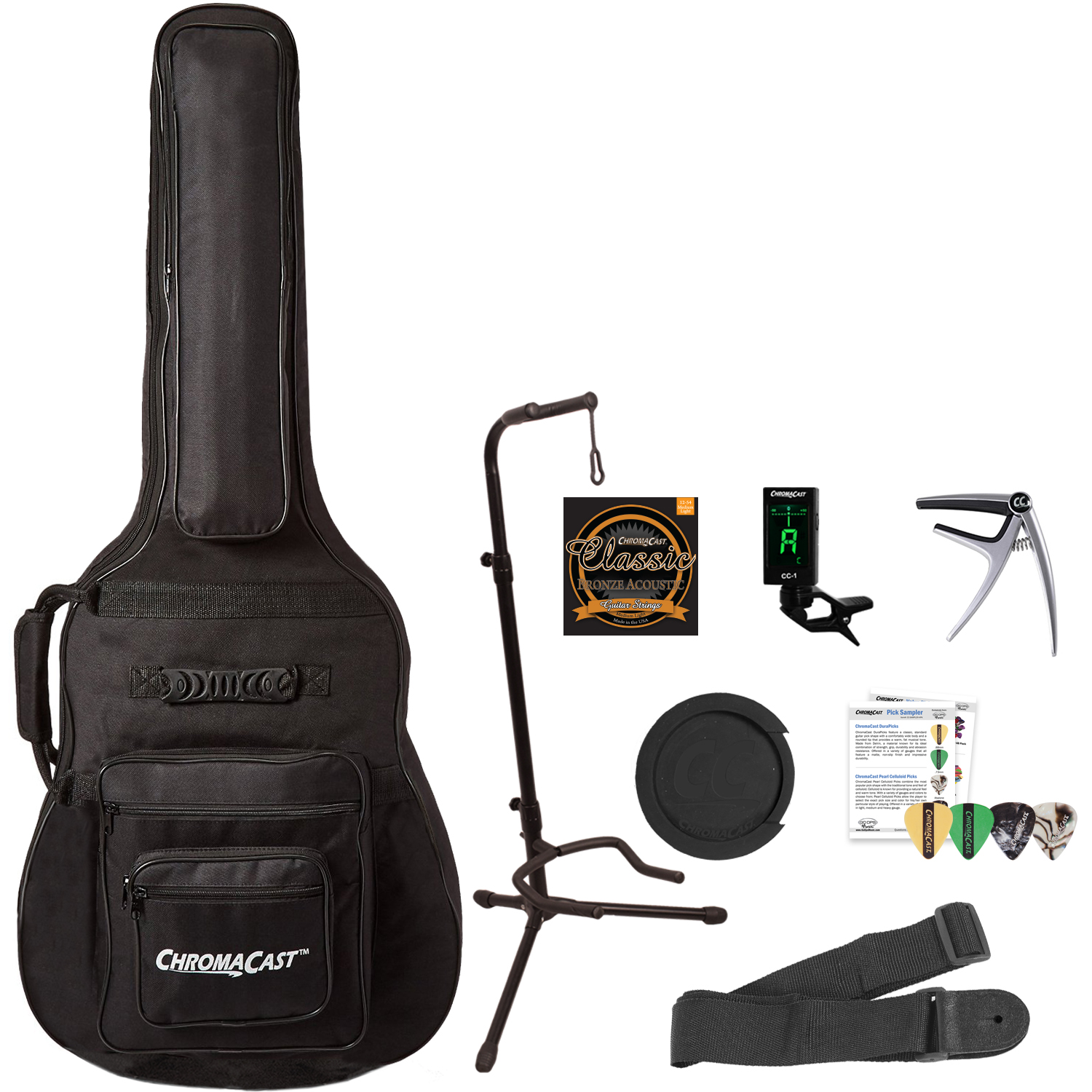 Acoustic Performer's Pack