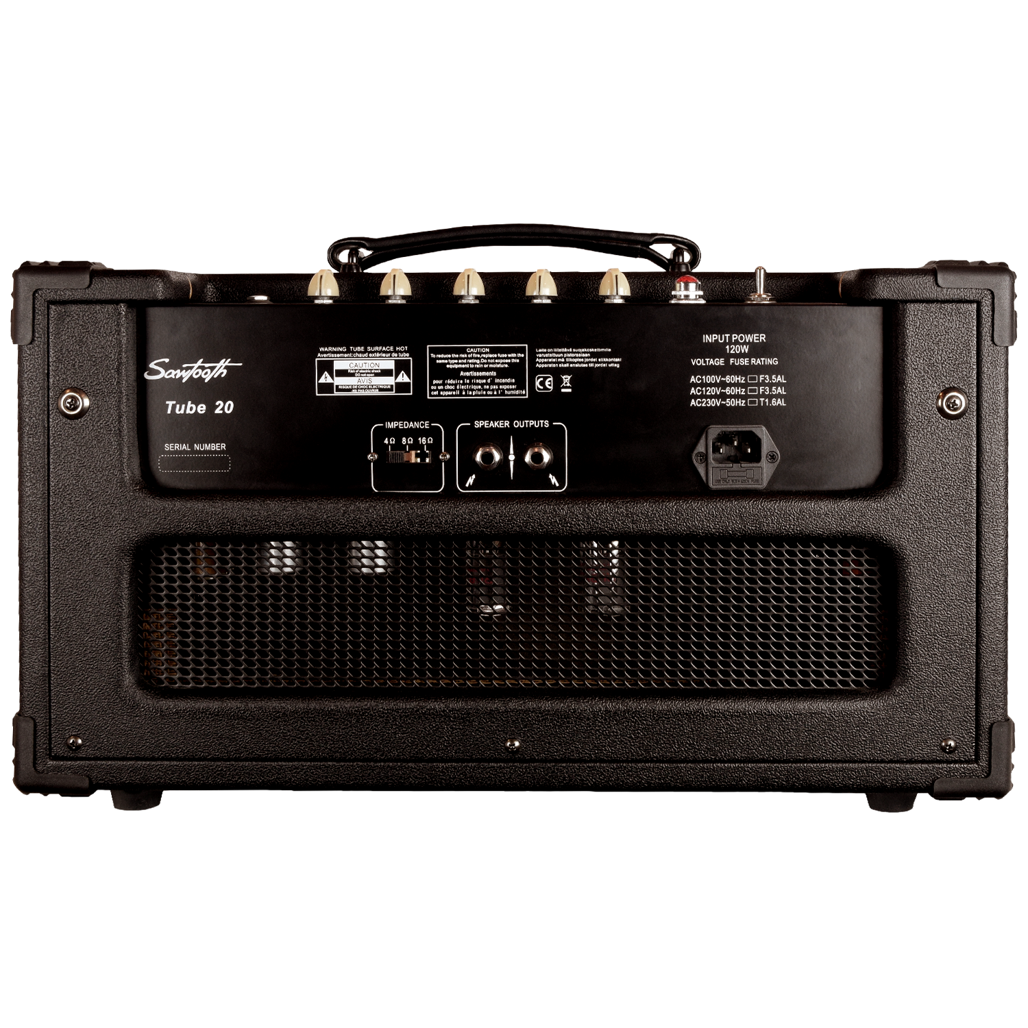 20 Watt Tube Amp Head