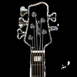 Left-Handed Cali Blue Flame 5-String Americana Heritage