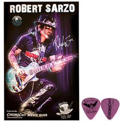 Robert Sarzo Signed Poster Pack