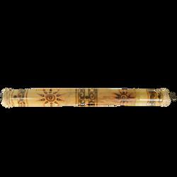 Sawtooth Bamboo Rainstick, Medium