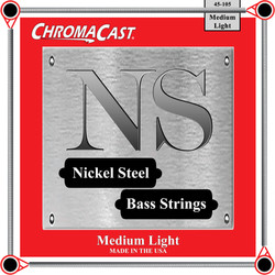 Bass 4 String - Medium Light Gauge