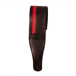 Black & Red Speed Series Strap
