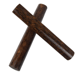 Sawtooth Palm Wood Clave