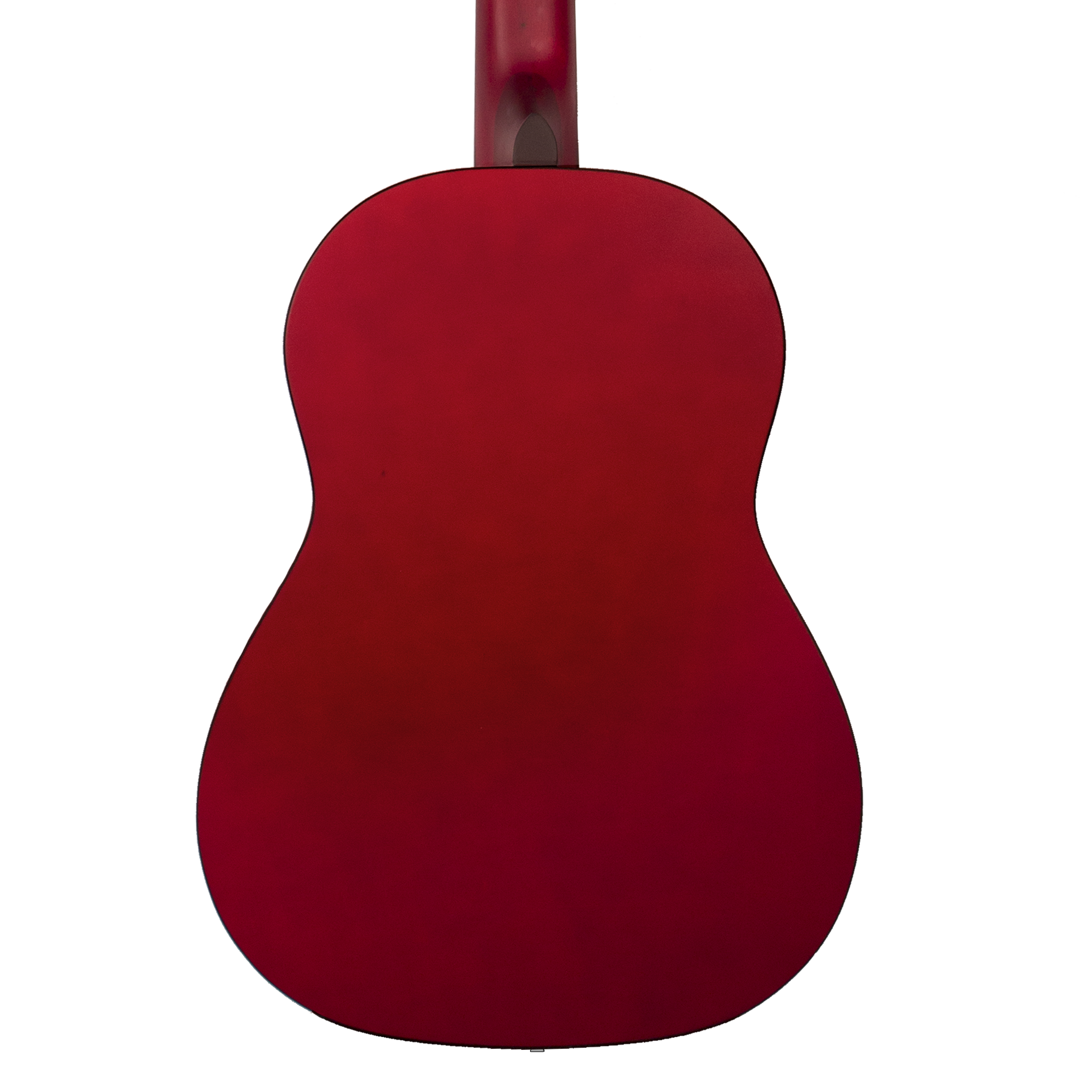 Satin Red Stain - 3/4