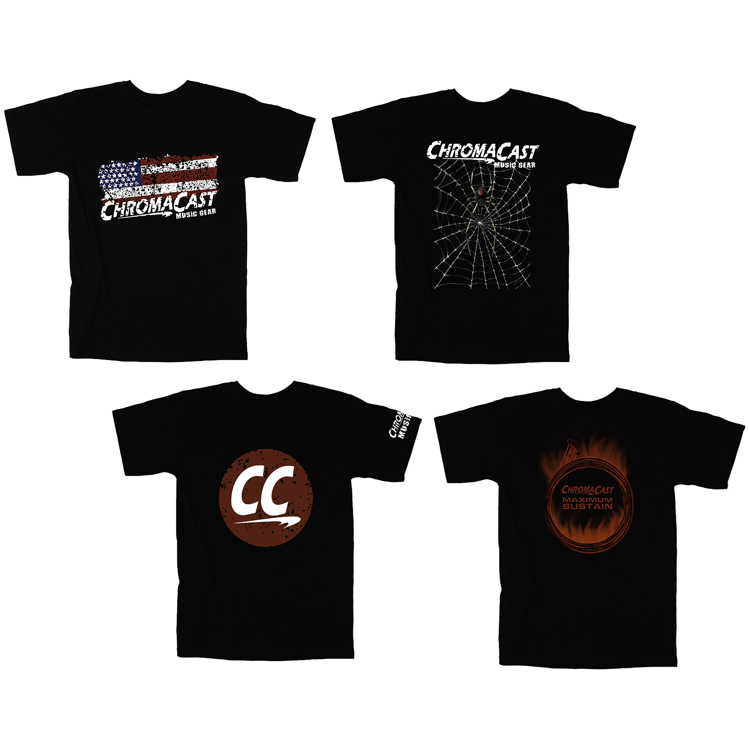 chromacast apparel