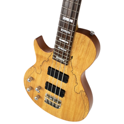 Left-Handed Spalted Maple Americana Heritage