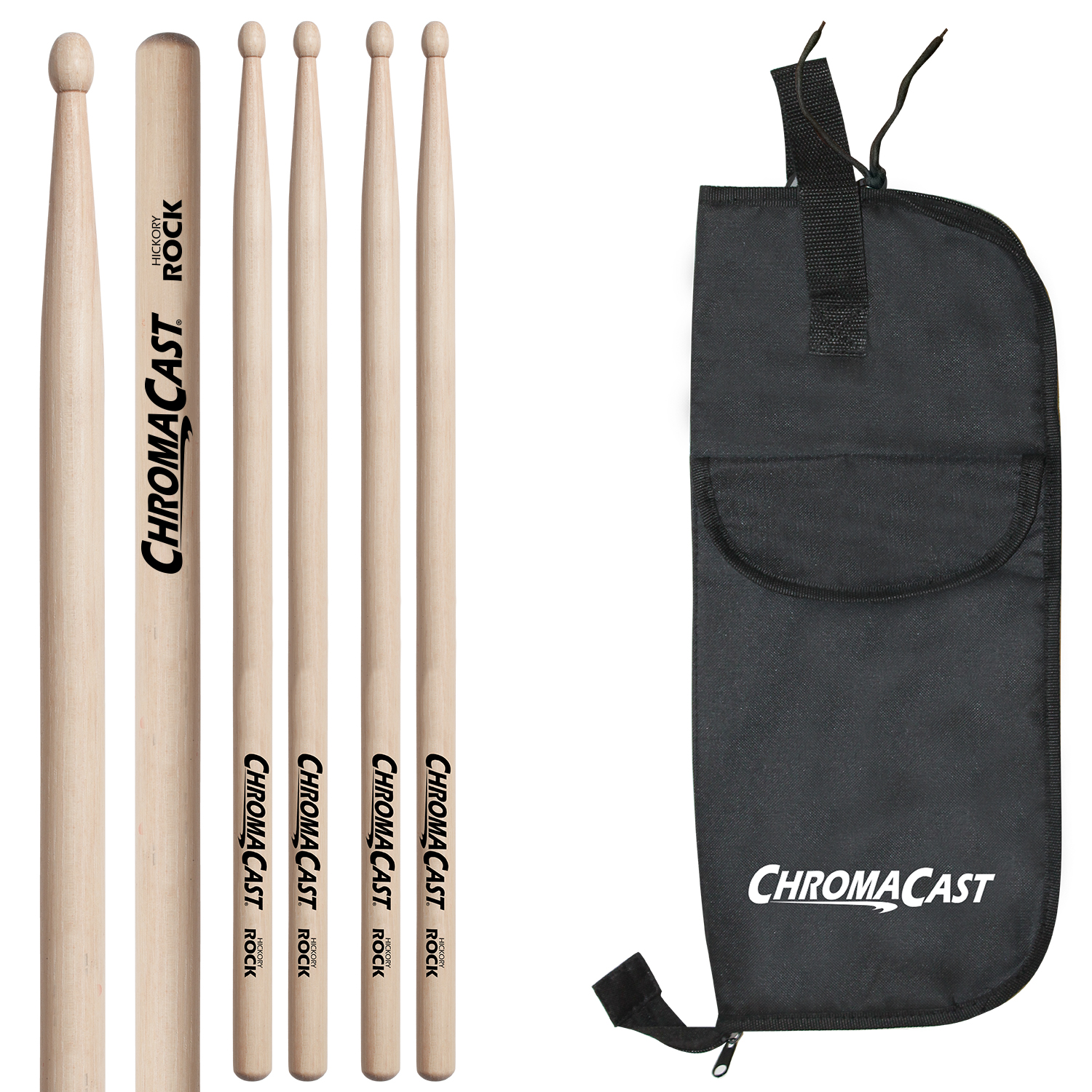 Rock USA Hickory Drumsticks