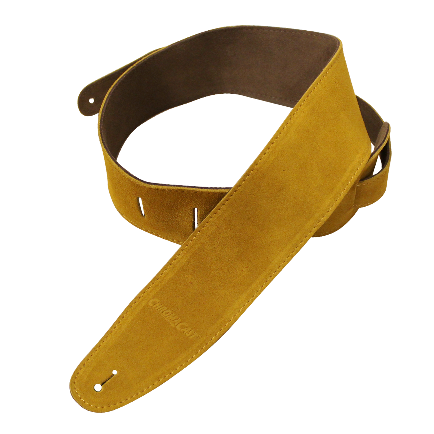 Honey Guitar Strap