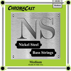 Bass 4 String - Medium Gauge