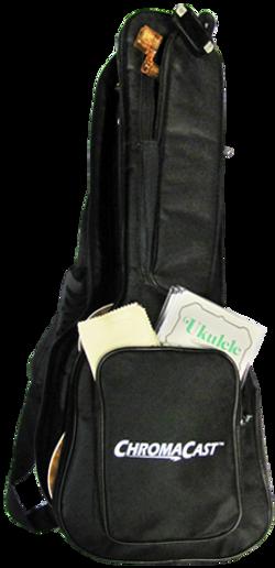 Soprano Ukulele Bag w/ Accessories