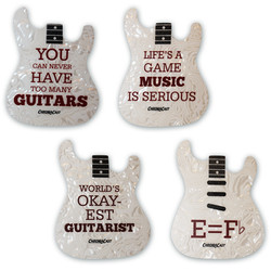 Strat Style 4 Pack