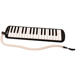 Black 32 Key Melodica