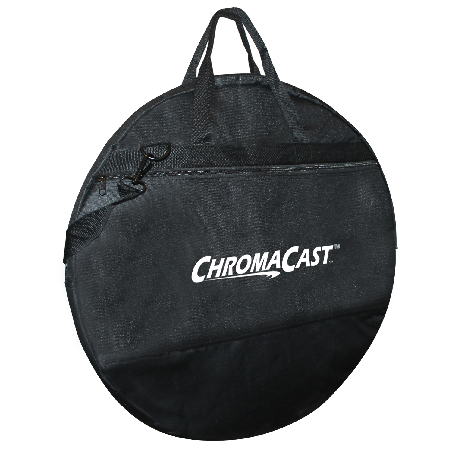 Cymbal Bag- Side View