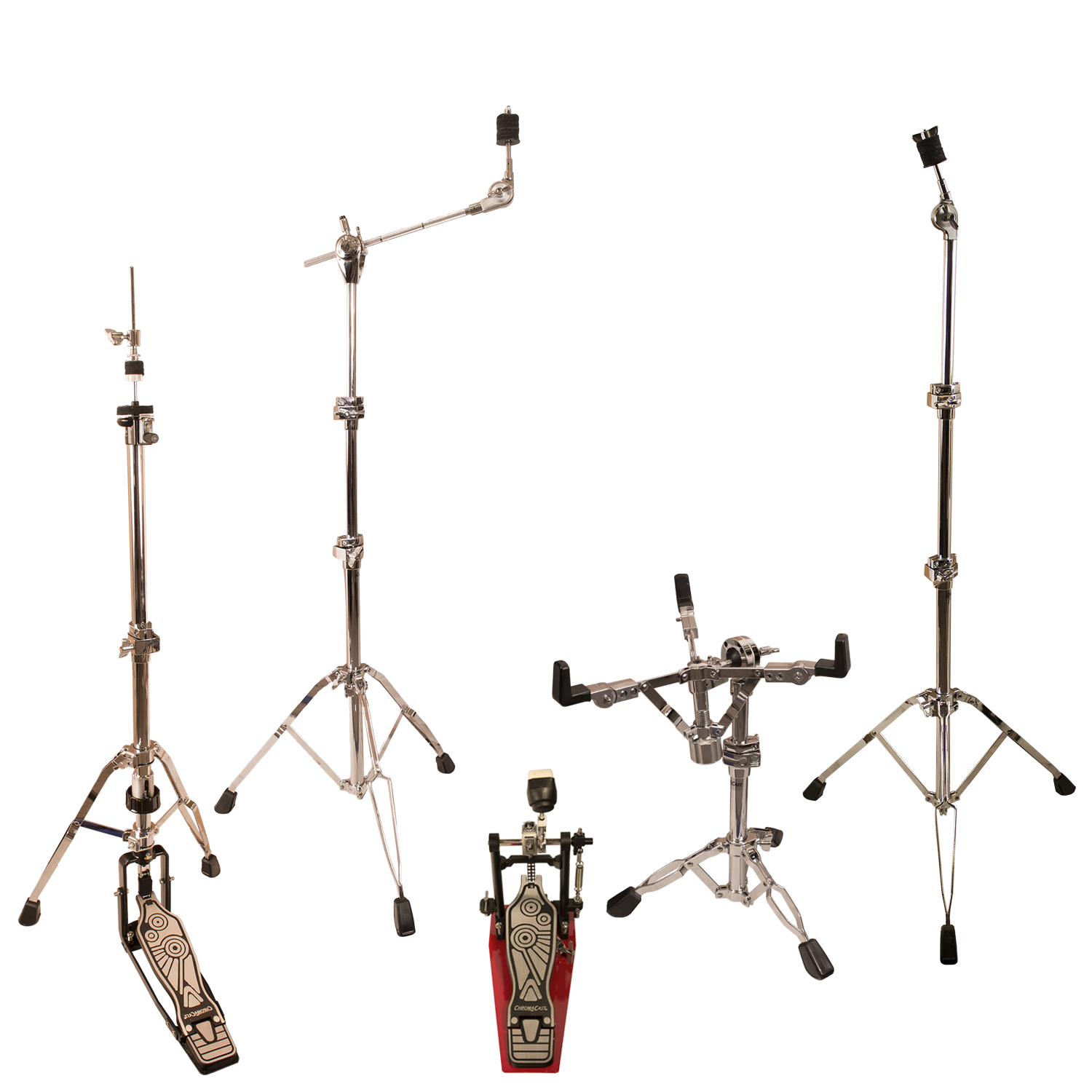 Hardware Pack with Cymbal Boom Stand