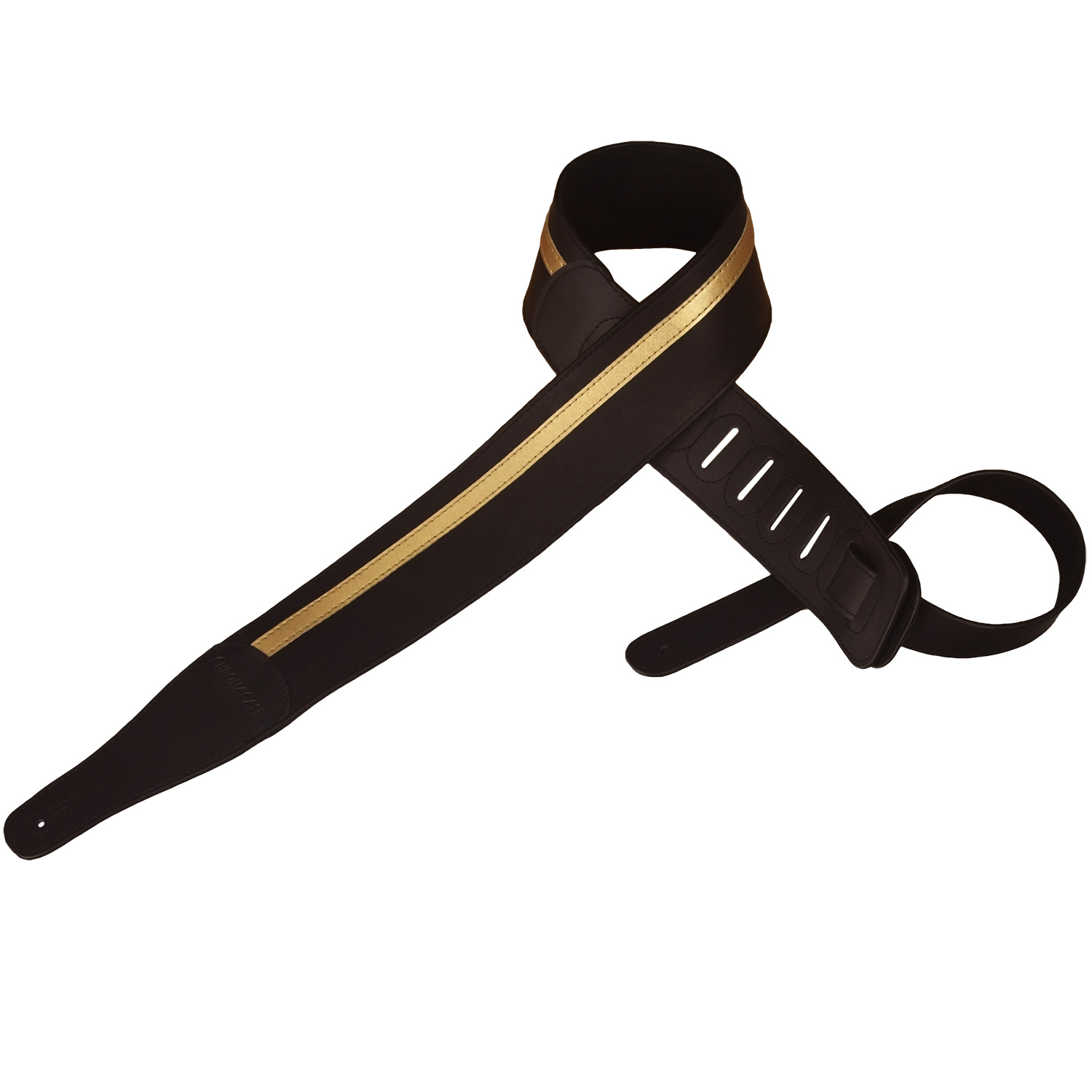 Black & Gold Speed Series Strap