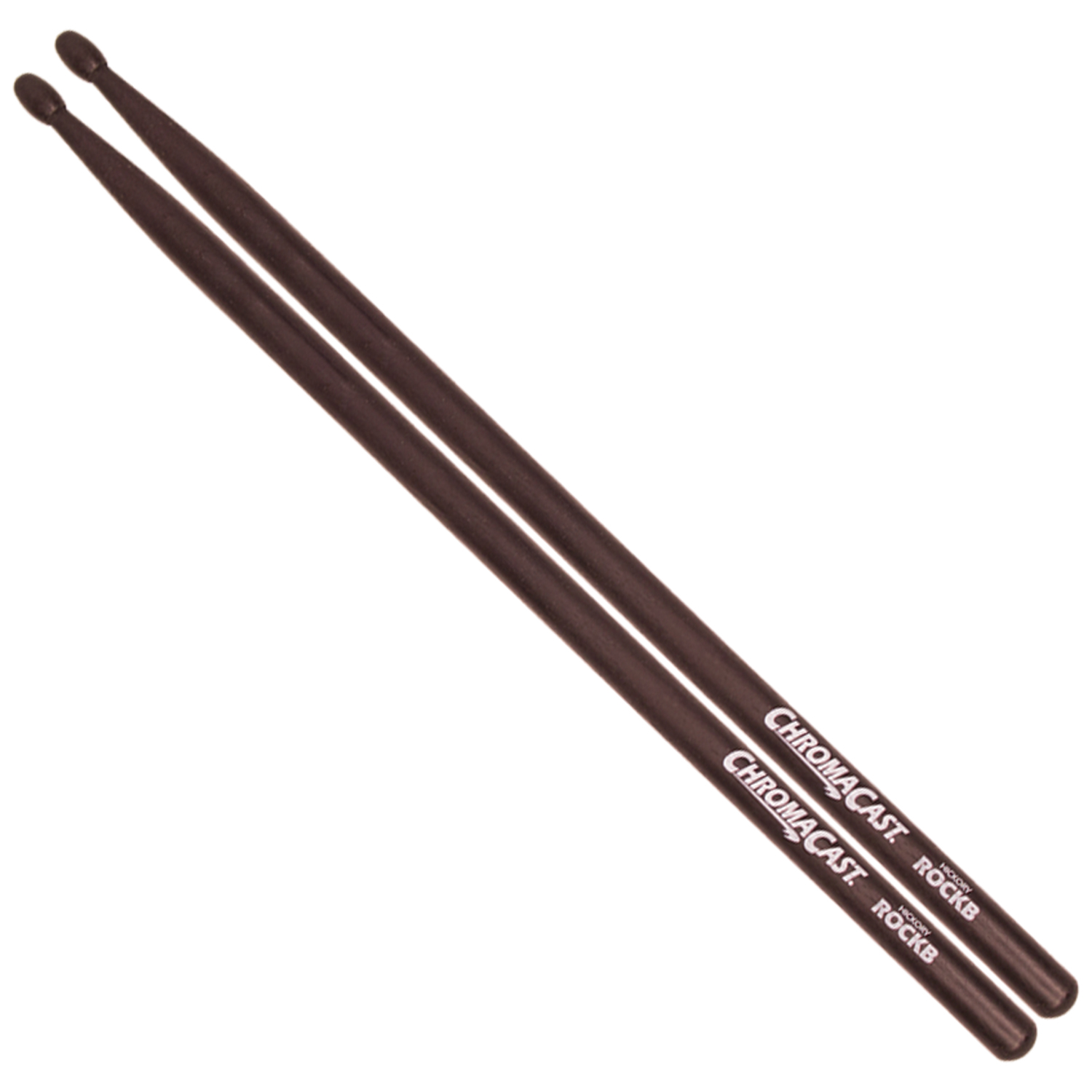 Rock Black USA Hickory Drumsticks