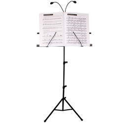 Folding Music Stand Performer's Pack