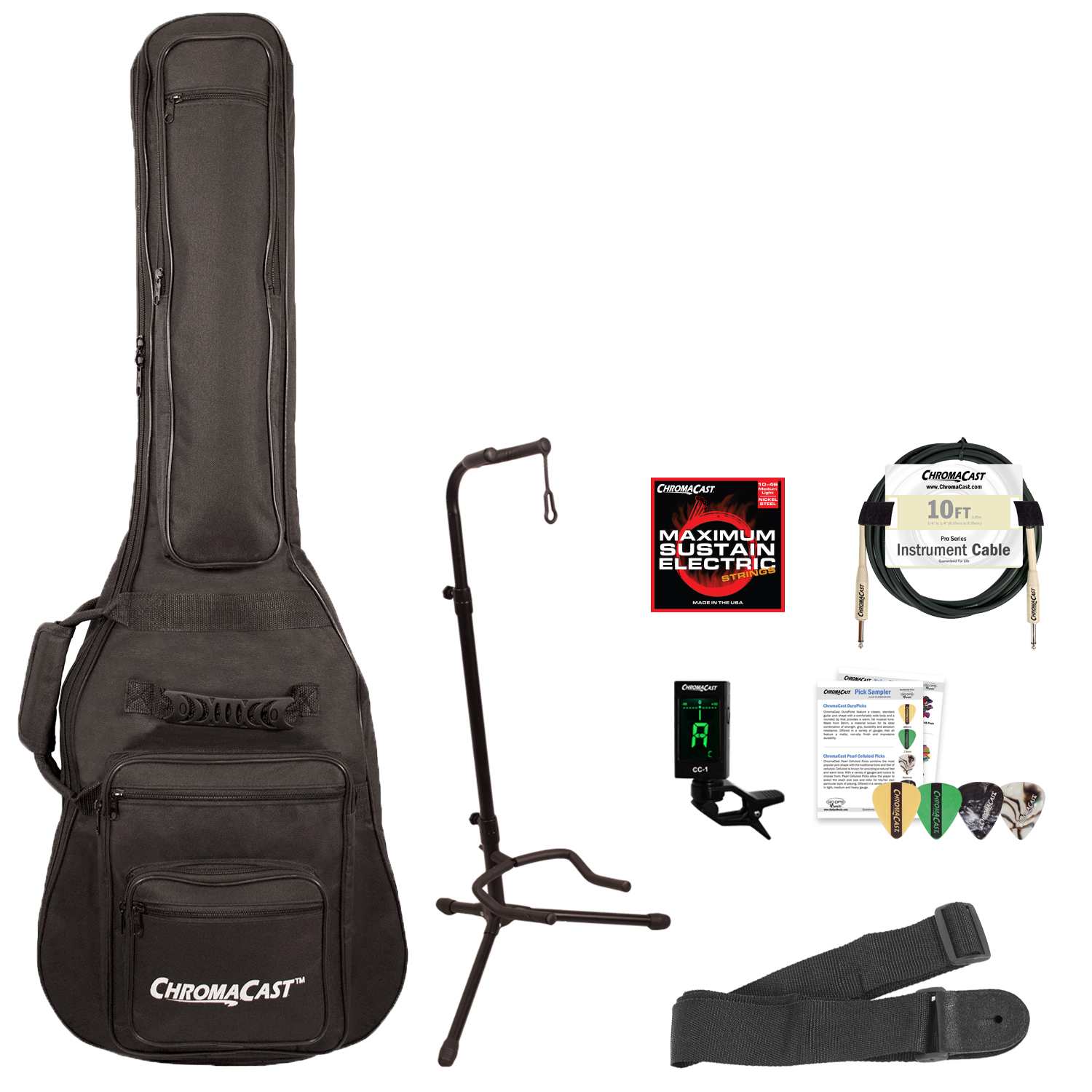 Electric Performer's Pack