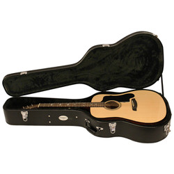 Acoustic Pro Hard Case with Guitar