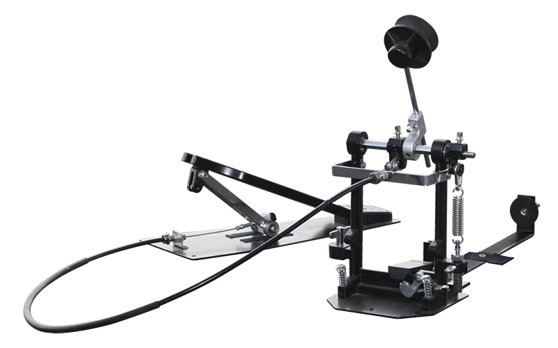 ChromaCast Cajon Pedal System