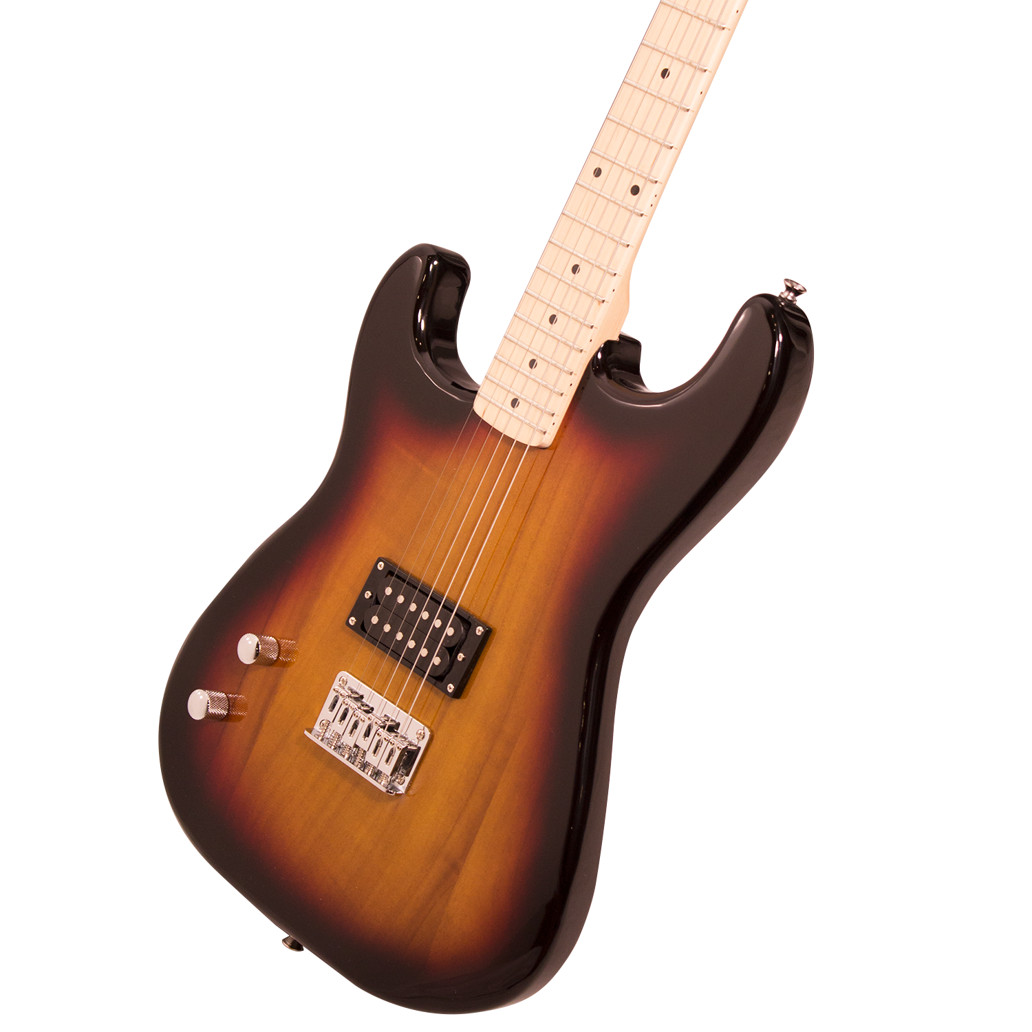 Left-Handed Full Size, Sunburst