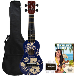 Blue Hawaii with Accessory Bundle