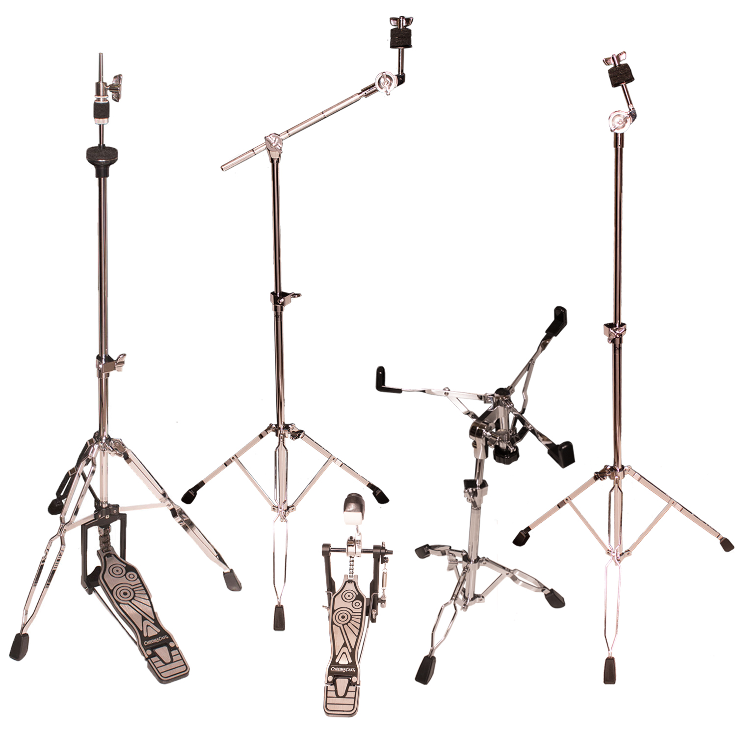 Hardware Pack with Boom Stand