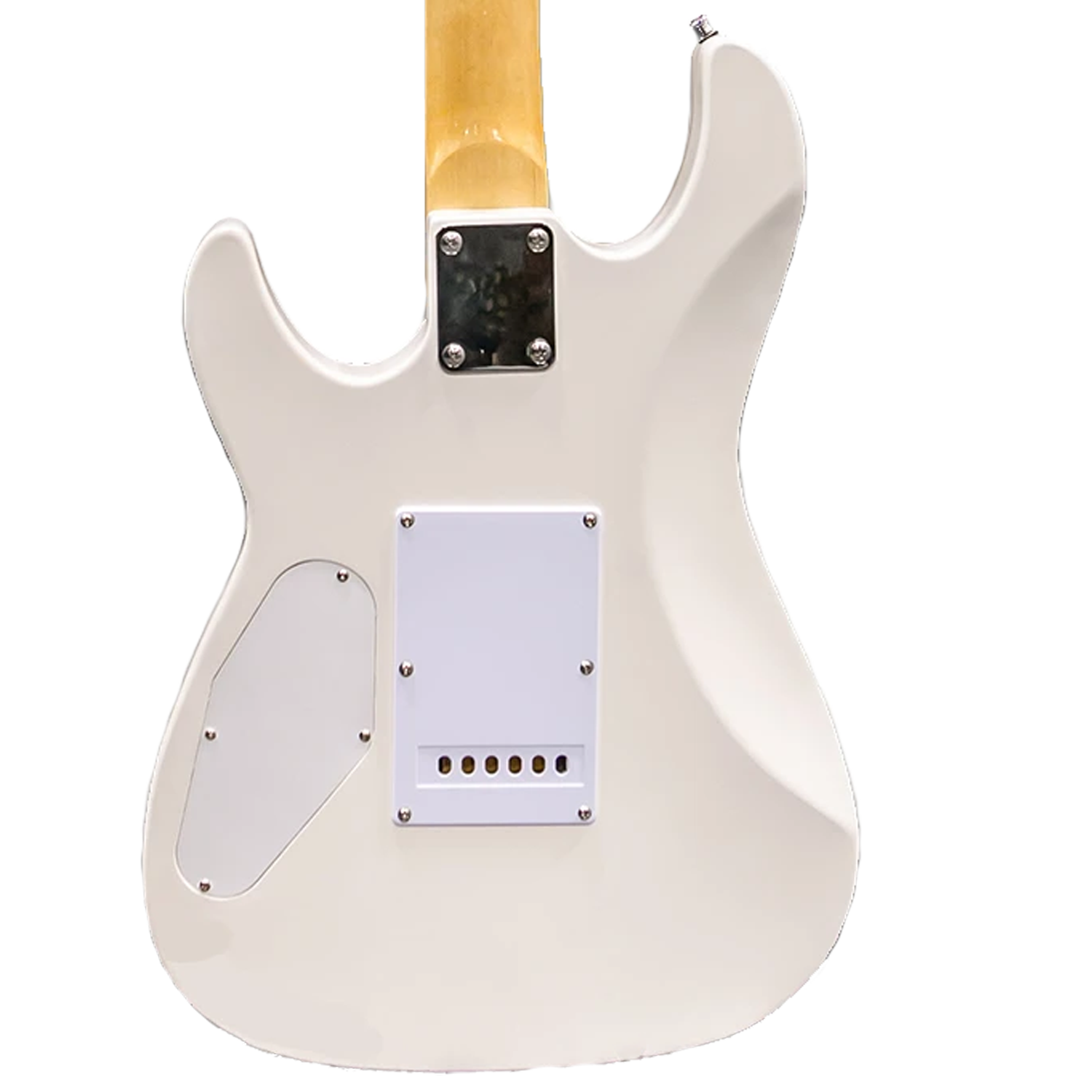 Satin White M24 - Right Handed