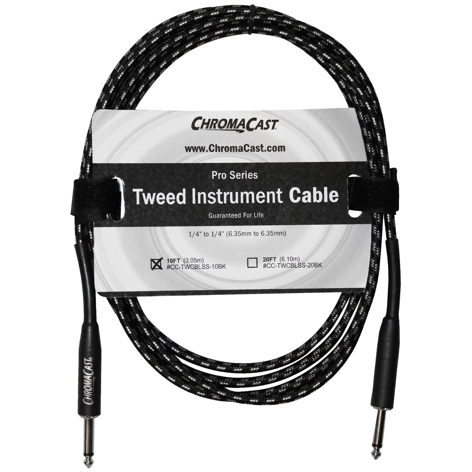 Tweed Pro Series Instrument Cable