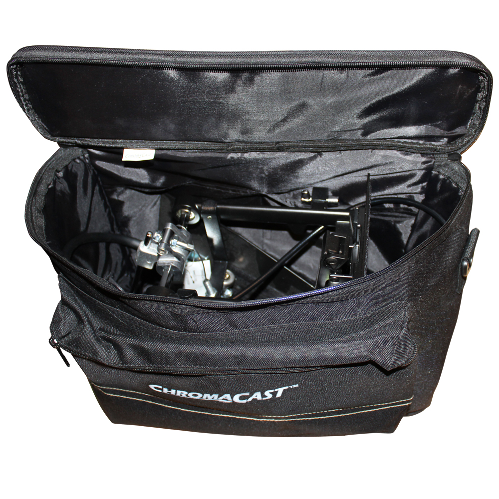 ChromaCast Cajon Pedal Bag - Open