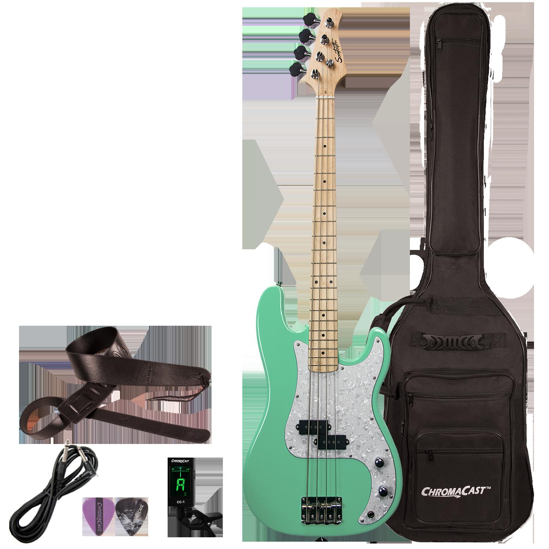Surf Green w/ Pearloid Pickguard Kit