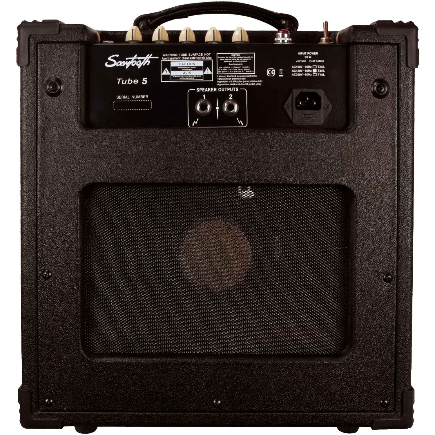 5 Watt Tube Combo Amp