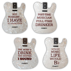 Tele Style 4 Pack