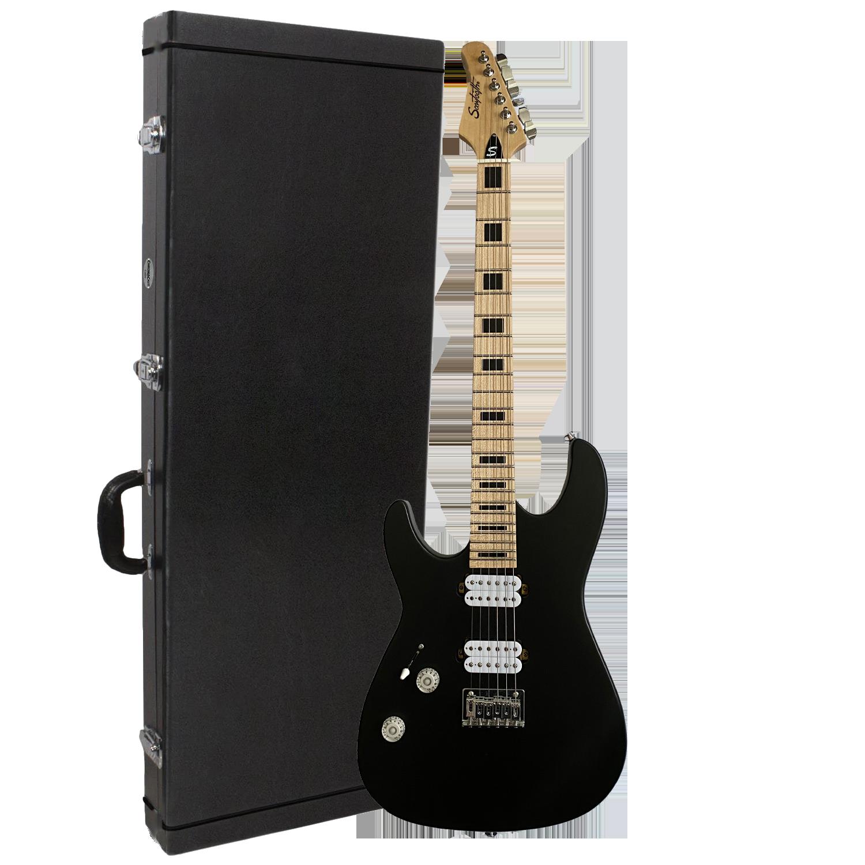 Americana Modern M24, Satin Black - Left Handed