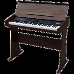 61-Key Digital Console Piano