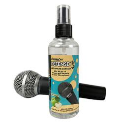 ChromaCast Defense Microphone Spray