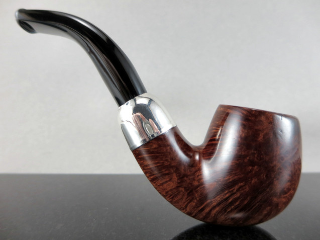 1916 Comoy's Cased Pocket Pipe
