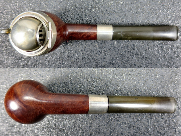 "1922/1924 Barling's Make ""Motor"" Pipe"