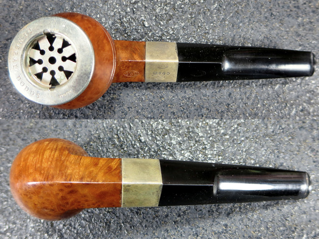 "1892 GBD ""General Dodds"" Bulldog"