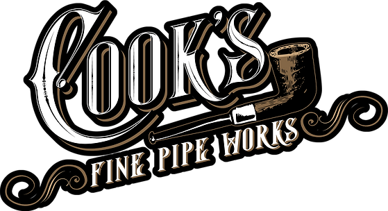 Cook's Fine Pipe Works logo