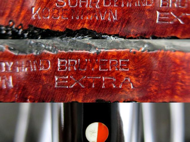 Poul Rasmussen Brandy for Suhr