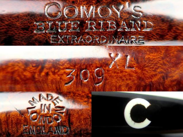Comoy's Blue Riband Extraordinaire 309 XL