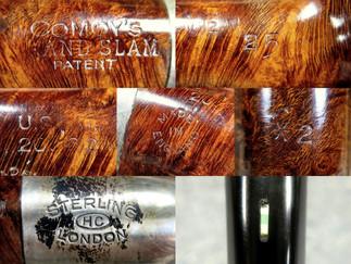 1933-1945 Comoy's Grand Slam 25