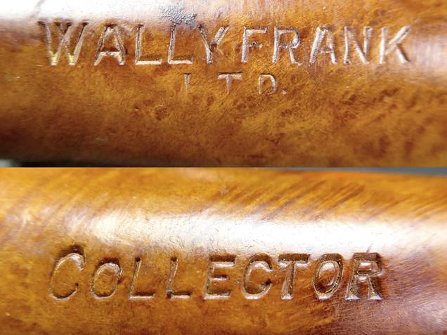 Wally Frank Collector Zulu