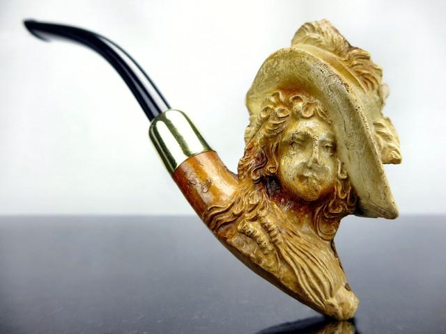 Victorian Lady Meerschaum