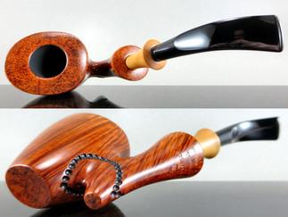 W.Ø. Larsen Straight Grain Freehand (Pearl Grade)