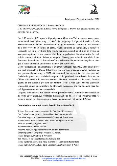 COMUNICATO STAMPA SAMARITANO 2020.jpg