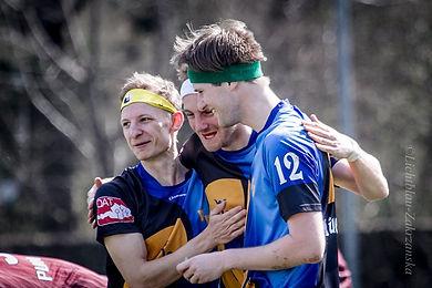 Quidditch Wien, Team, Freunde, Sieg